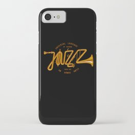 Jazz Trumpet iPhone Case