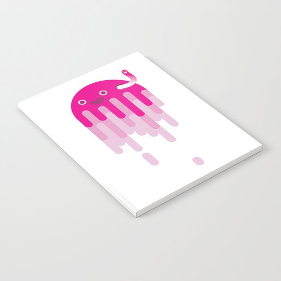 Jelly and Co. Notebook