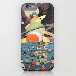 Children of the Sun and Moon iPhone Case