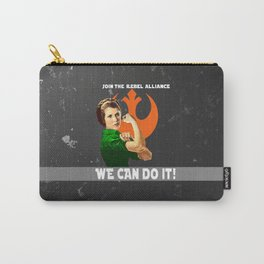 Join the Rebellion Carry-All Pouch