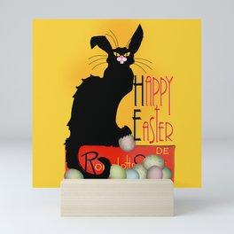 Le Chat Noir - Easter Mini Art Print