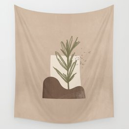 planted Wall Tapestry