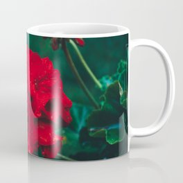 Red flower of love Coffee Mug