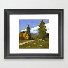Day Trip Framed Art Print