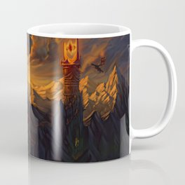 And in the Darkness Bind Them Coffee Mug