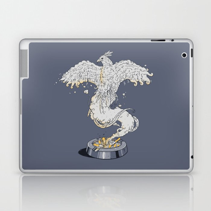 From the ashes Laptop & iPad Skin