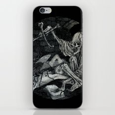 Puppeteer iPhone & iPod Skin