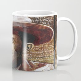 Just Another Guy on a Lost Highway Coffee Mug