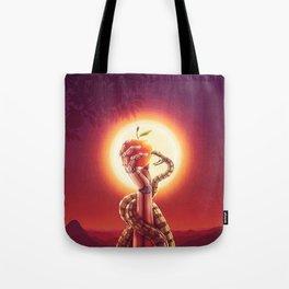 Eve - Deus Ex Machina Tote Bag