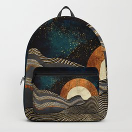 Gold & Silver Fields Backpack