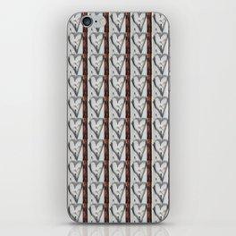 My Paper Heart iPhone Skin
