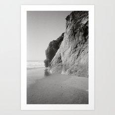 Coast Three Art Print