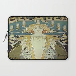 Vintage poster - Bec Auer Laptop Sleeve