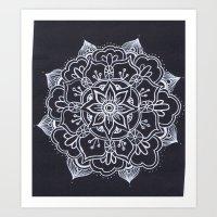 Art Print featuring Serenity by loveluthien