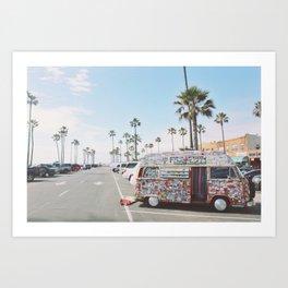 Newport CA Art Print