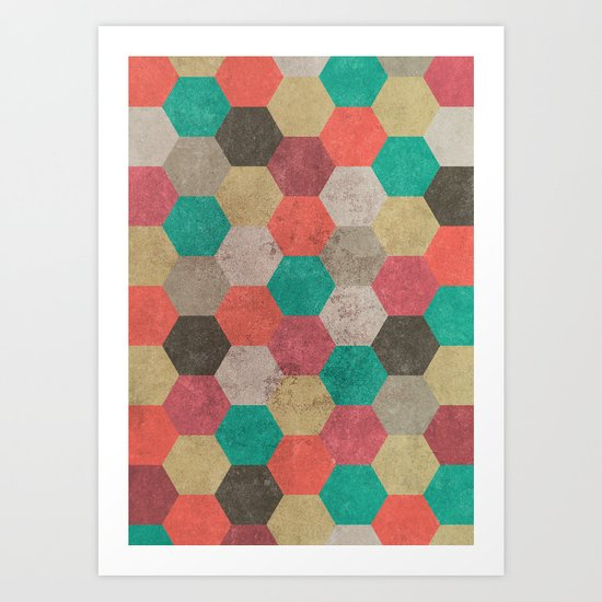 Gheo 8 Art Print