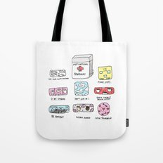 Emotional First Aid Kit Tote Bag