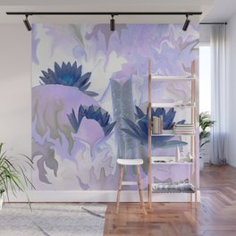 The Fae's water lily pond... Wall Mural