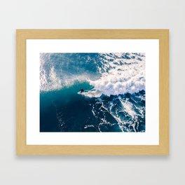 Charging it Framed Art Print