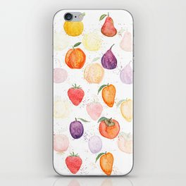 Fruit party iPhone Skin