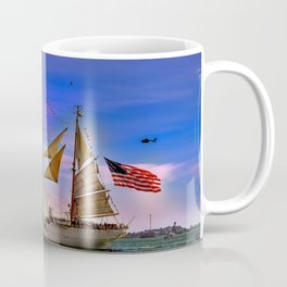 US Coast Guard Eagle. Coffee Mug