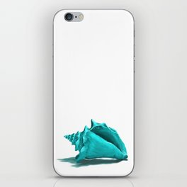 Aura the Seashell - illustration iPhone Skin