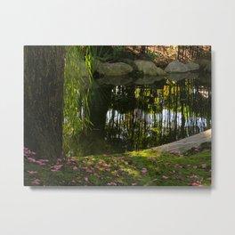 Hidden Garden I Metal Print