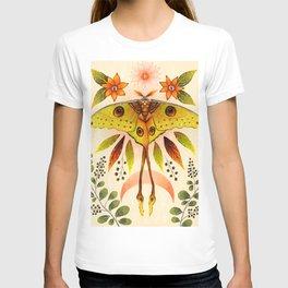 Moth Wings IV T-shirt