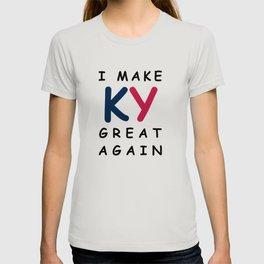 I make Kentucky great again T-shirt