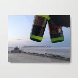 World's Most Interesting Beach: Daytona  Metal Print
