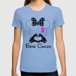 Mickey Bone Cancer T-shirt