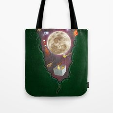 A Space Odyssey  Tote Bag