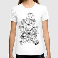 teddy bear T-shirts featuring Teddy Bear by Gribouilliz
