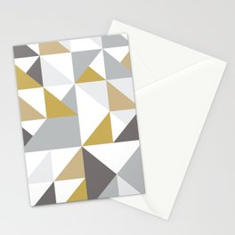 Modern Geometric 14 Stationery Cards