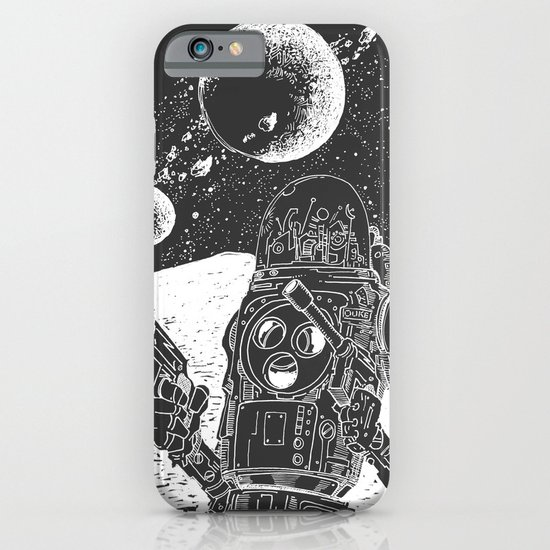 Duke of the Moon iPhone & iPod Case