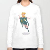 elf Long Sleeve T-shirts featuring Elf by lueurlunaire (Chloe Losch)