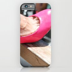 pink shoe Slim Case iPhone 6s