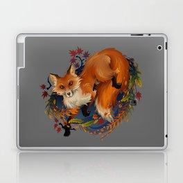 Sly Fox Spirit Animal Laptop & iPad Skin