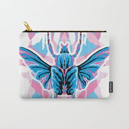 Goliathus Beetle _ psychedelic bug 1.0 Carry-All Pouch