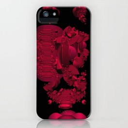 Abstract 352 iPhone Case