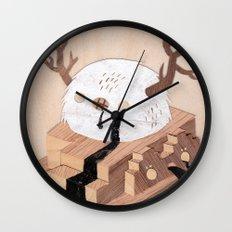 False Prophet Wall Clock
