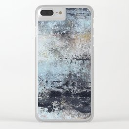21st Century Ocean Air Clear iPhone Case