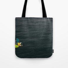 Hiatus Tote Bag