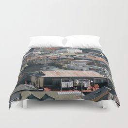 Kamakura, Japan Duvet Cover