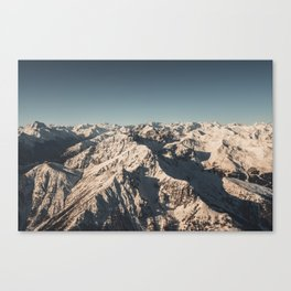 Lord Snow - Landscape Photography Canvas Print