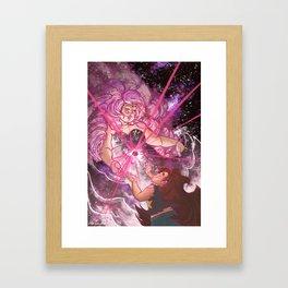 Greg's Universe Framed Art Print