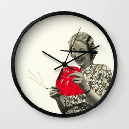 Jelly Addict Wall Clock