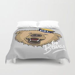 Go Bears! Duvet Cover