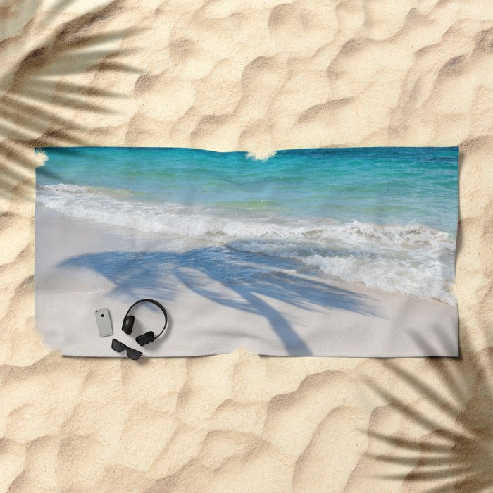 SEA TREE Beach Towel
