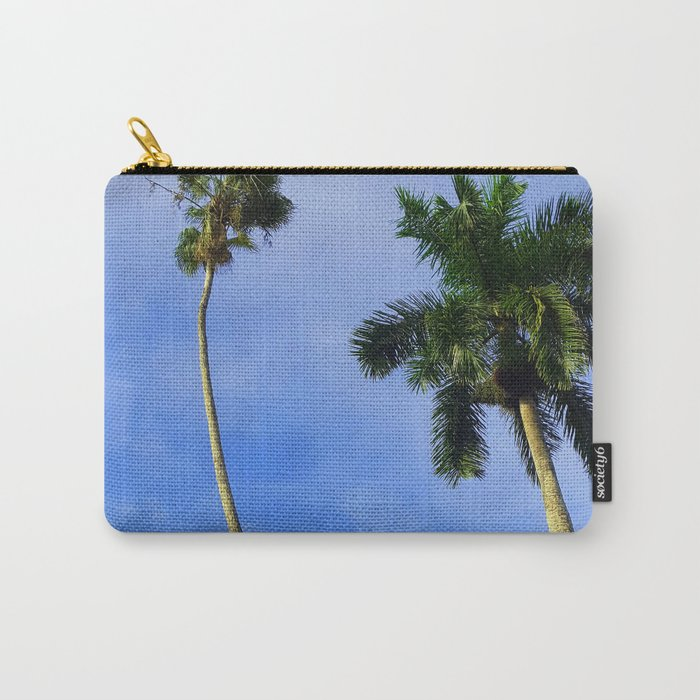 Palm Days Carry-All Pouch